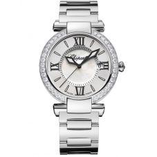 Chopard Ladies Imperiale Diamond Bezel Watch 388532-3004