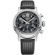 Chopard Mens Mille Miglia Classic Chronograph Automatic Watch 168589-3002