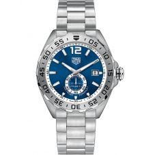 TAG Heuer Mens Formula 1 Calibre 6 Blue Bracelet Watch WAZ2014.BA0842