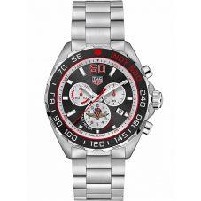 TAG Heuer Mens Formula 1 INDY 500 Limited Edition 2019 Black Bracelet Watch CAZ101V.BA0842