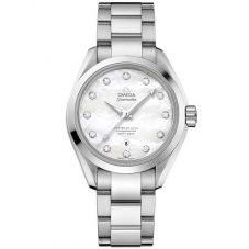 Omega Ladies Seamaster Aqua Terra Bracelet Watch 231.10.34.20.55.002