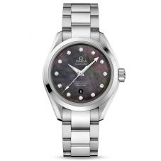 Omega Ladies Seamaster Aqua Terra Bracelet Watch 231.10.34.20.57.001