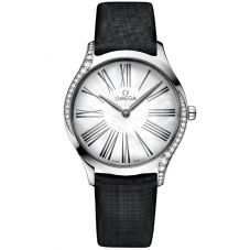 Omega Ladies De Ville Tresor Diamond Watch 428.17.36.60.05.001