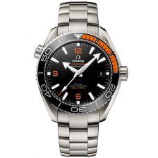 Omega Mens Seamaster Planet Ocean Black Bracelet Watch 215.30.44.21.01.002