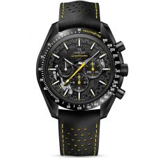 Omega Mens Speedmaster Special Edition Apollo 8 Dark Side of The Moon Watch 311.92.44.30.01.001