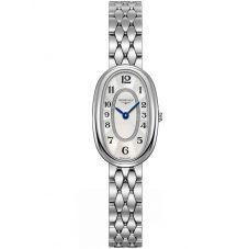 Longines Ladies Symphonette Mother Of Pearl Dial Bracelet Watch L23054836