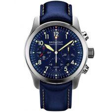 Bremont ALT1-P PILOT Blue Strap Watch ALT1-P2/BL