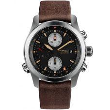 Bremont ALT1-Z ZULU Brown Tone Strap Watch ALT1-ZT/51