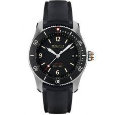Bremont SUPERMARINE S300 Black Strap Watch S300/BK