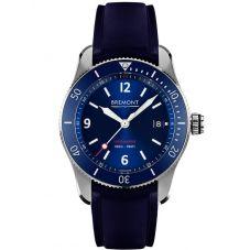 Bremont SUPERMARINE S300 Blue Strap Watch S300/BL