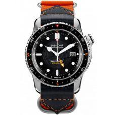 Bremont SUPERMARINE S500  Endurance LIMITED EDITION Titanium Orange Watch S500/ENDURANCE