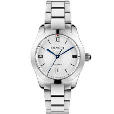 Bremont SOLO-32 LC White Dial Bracelet Watch SOLO-32-LC/WH/BR