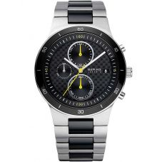 Bering Mens Two Colour Ceramic Bracelet Watch 33341-749