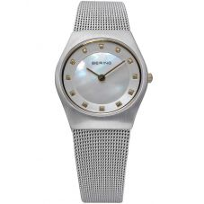 Bering Ladies Classic Mesh Bracelet Watch 11927-004