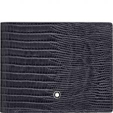 Montblanc Meisterstuck Grey Wallet 116287