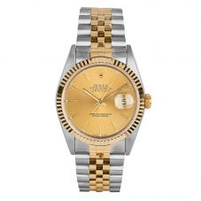 Rolex Mens Oyster Perpetual Datejust Watch 16233 - Year 1991