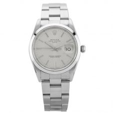 Second Hand Rolex Mens Oyster Perpetual Date Watch 15200(11873) - Year 1992