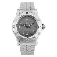 Second Hand TAG Heuer Professional 1500 Grey Bracelet Watch 4409002