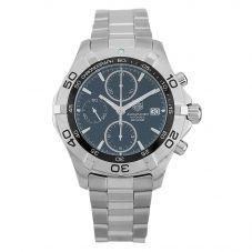 Second Hand TAG Heuer Aquaracer Chronograph Bracelet Watch CAF2110.BAO809