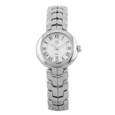 Second Hand TAG Heuer Link Silver Bracelet Watch WAT1416.BA0954