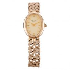 Second Hand Rotary 9ct Yellow Gold Bracelet Watch F511270(440)