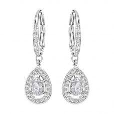 Swarovski Attract Light Clear Drops Earrings 5197458