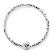 Thomas Sabo Silver Karma Bracelet KA0001-001-12-L