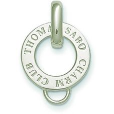 Thomas Sabo Silver 3 Charm Carrier X0017-001-12
