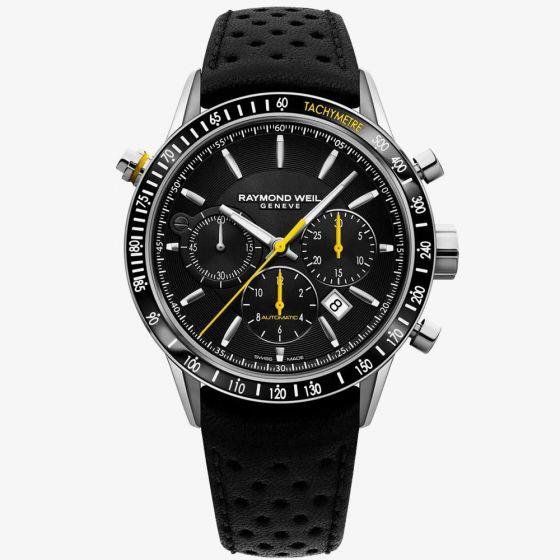 Raymond Weil Freelancer Automatic Strap Watch