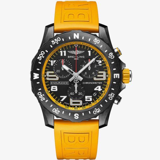 Breitling Endurance Pro Yellow Watch