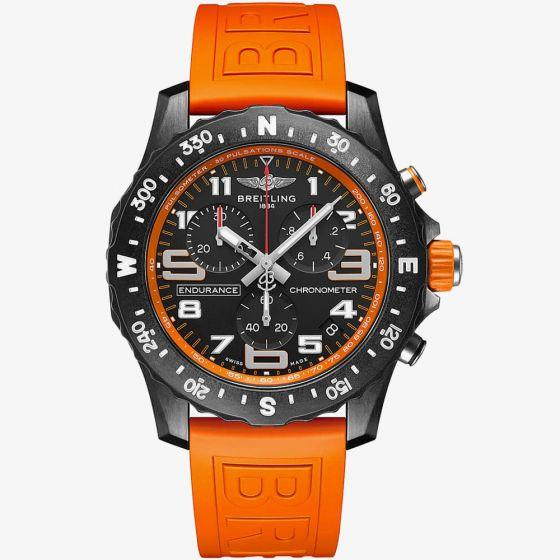Breitling Endurance Pro Orange Watch
