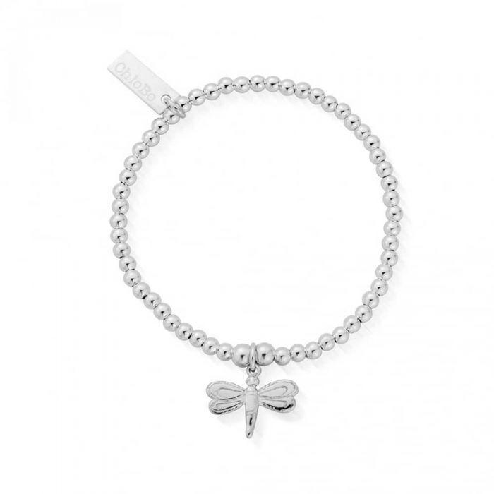 ChloBo Kids Cute Dragonfly Charm Bracelet