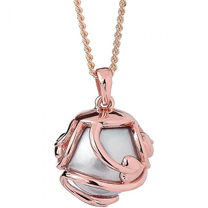 Clogau Tree Of Life Pearl Pendant Necklace
