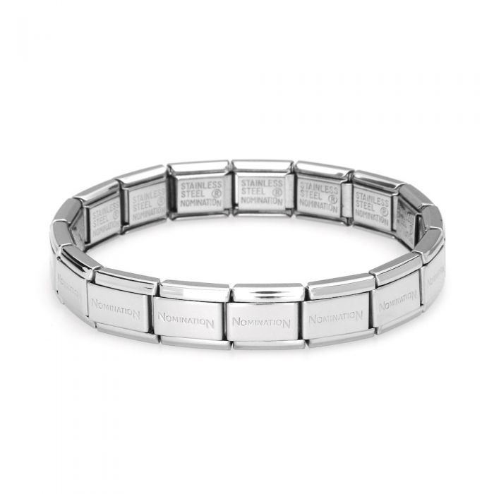 Nomination CLASSIC Stainless Steel Base Bracelet