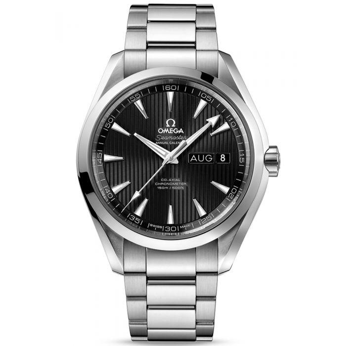 Omega Mens Seamaster Aqua Terra Bracelet Watch