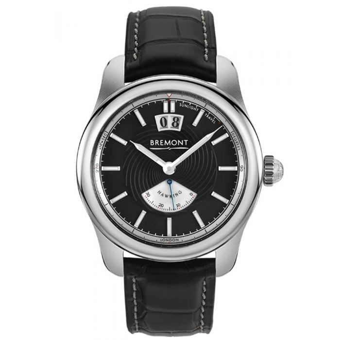 Bremont Limited Edition Hawking Stainless Steel Watch
