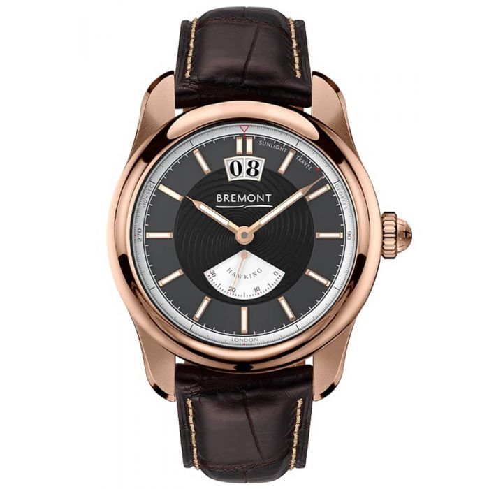 Bremont Limited Edition Hawking 18ct Rose Gold Watch