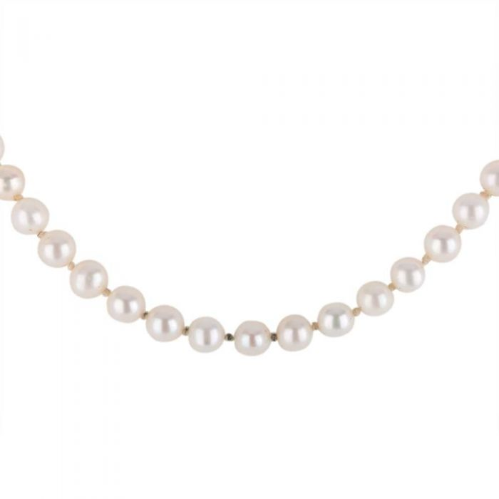 Second Hand 16 Inch Cultured Pearl Necklet
