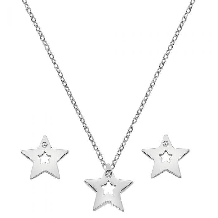 Hot Diamonds Diamond Amulets Star Set