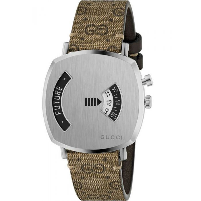 Gucci Mens Grip Watch