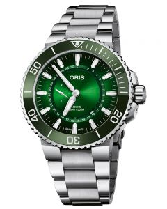 Oris Mens Limited Edition Hangang Automatic Watch 743 7734 4187