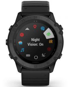 Garmin Tactix Delta Sapphire Edition Black Rubber Strap Watch 010-02357-01