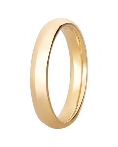 9ct Yellow Gold 2.5mm Court Wedding Ring BC2.5 9Y