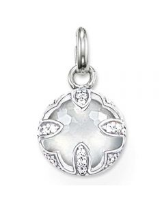 THOMAS SABO The Purity of Lotos Pendant PE685-690-14