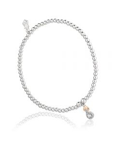 Clogau Tree Of Life Affinity Bead Bracelet 3SBB13