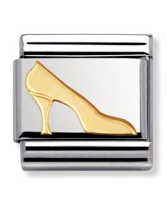 Nomination CLASSIC Gold Daily Life High Heel Shoe Charm 030109/08