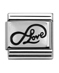 Nomination CLASSIC Silvershine Valentine Infinity Love Charm 330102/07