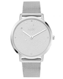 HUGO Ladies Dream Mesh Bracelet Watch 1540066