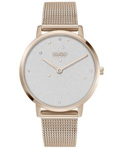 HUGO Ladies Dream Mesh Bracelet Watch 1540067