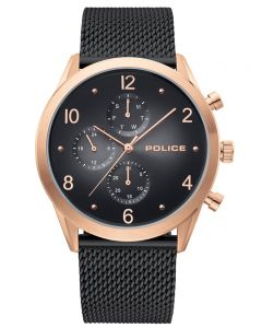 Police Mens Silfra Watch 15922JSR/02MMB